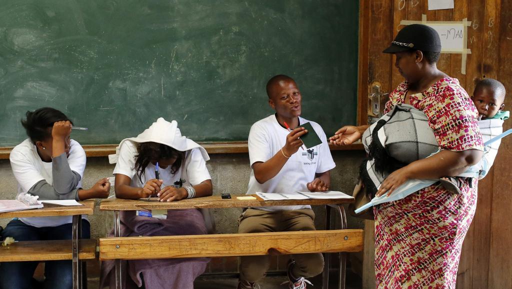 Lesotho: des élections législatives sans accroc