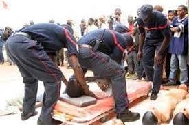 Journée mondiale de la protection civile : 27 216 sorties des sapeurs-pompiers, les accidents de la route trônent en tête des sinistres