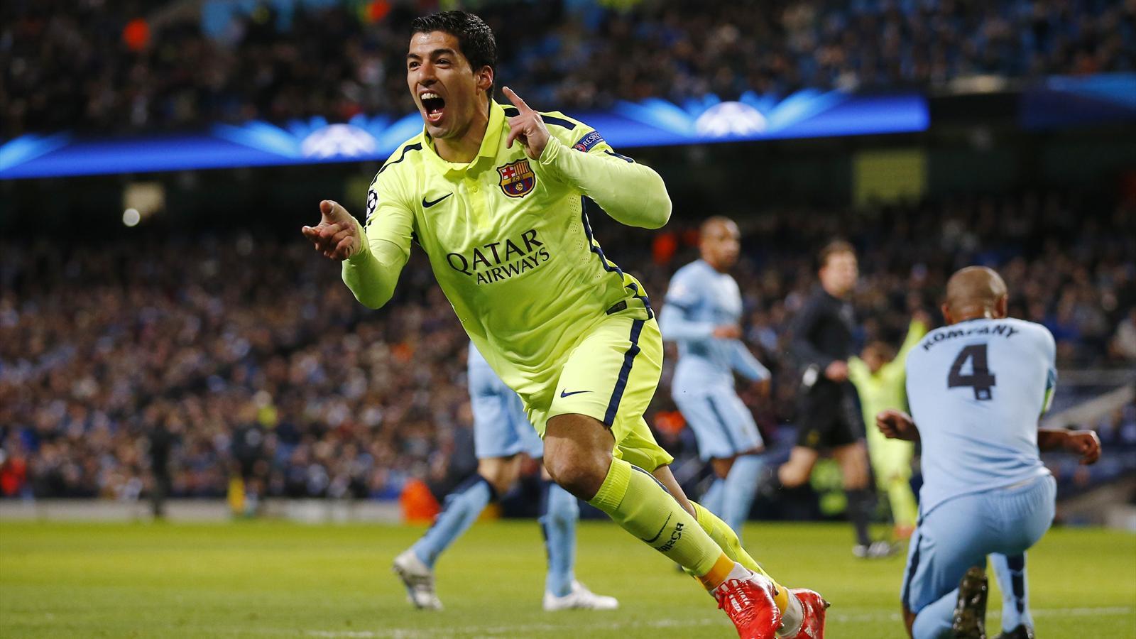 Transferts, Barça : 138 millions d'euros de City pour Luis Suarez ? Pourquoi c'est improbable