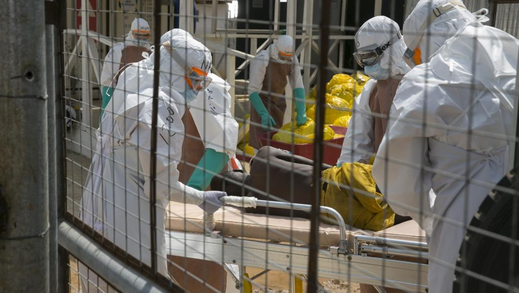 Freetown, Sierra Leone, en décembre 2014. REUTERS/Baz Ratner