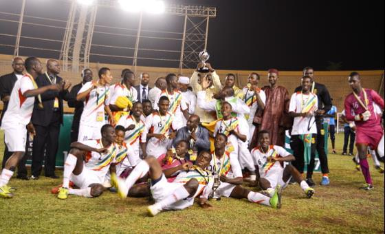 CAN U17: Le Mali champion !