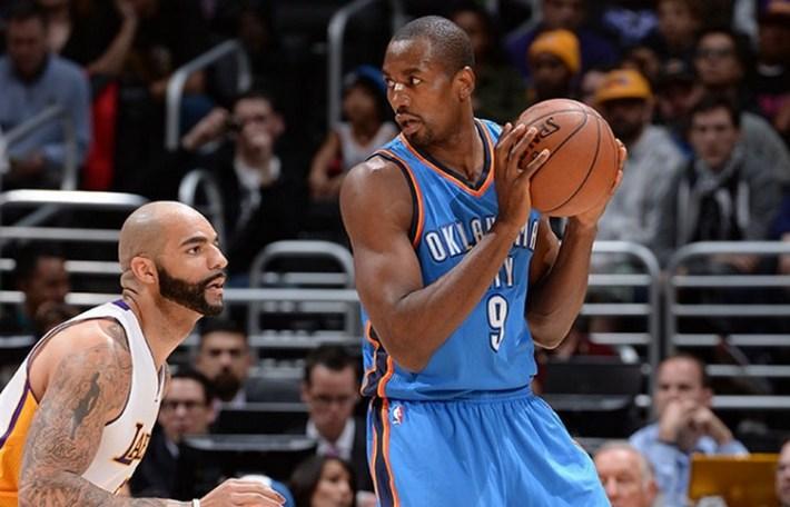 NBA : Ibaka et le Thunder font la loi chez les Lakers, résultats de la nuit