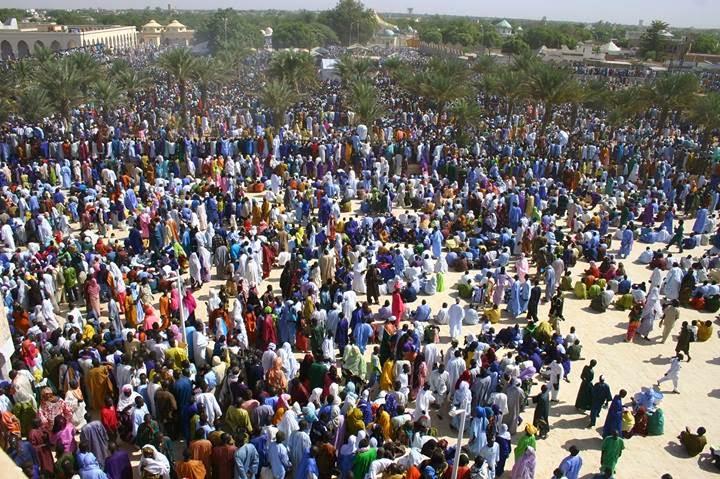 Le Magal de Mbacké Cadior sous le signe de la stabilité du pays: le président Sall et son gouvernement invités