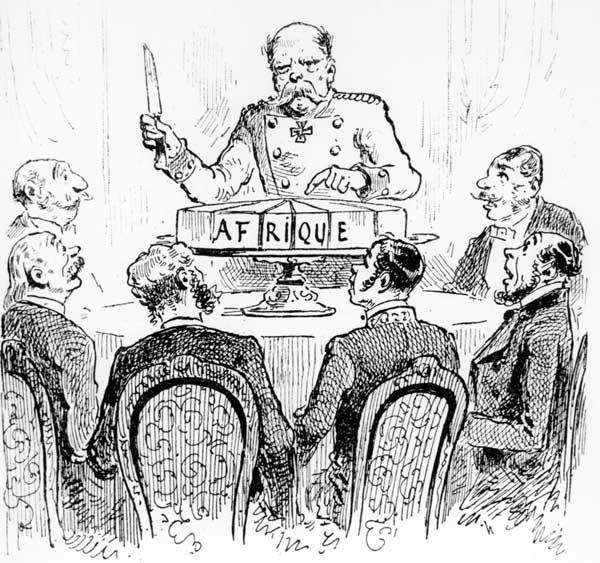 La conférence de Berlin ou le partage de l'Afrique : 26 février 1885