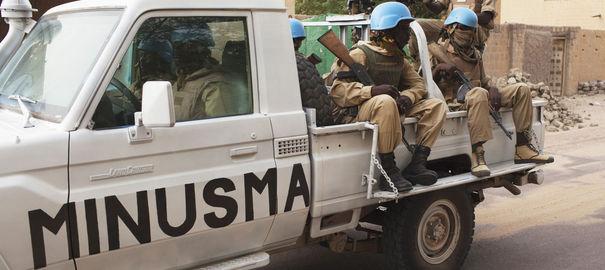 Mali : Plainte contre la Minusma