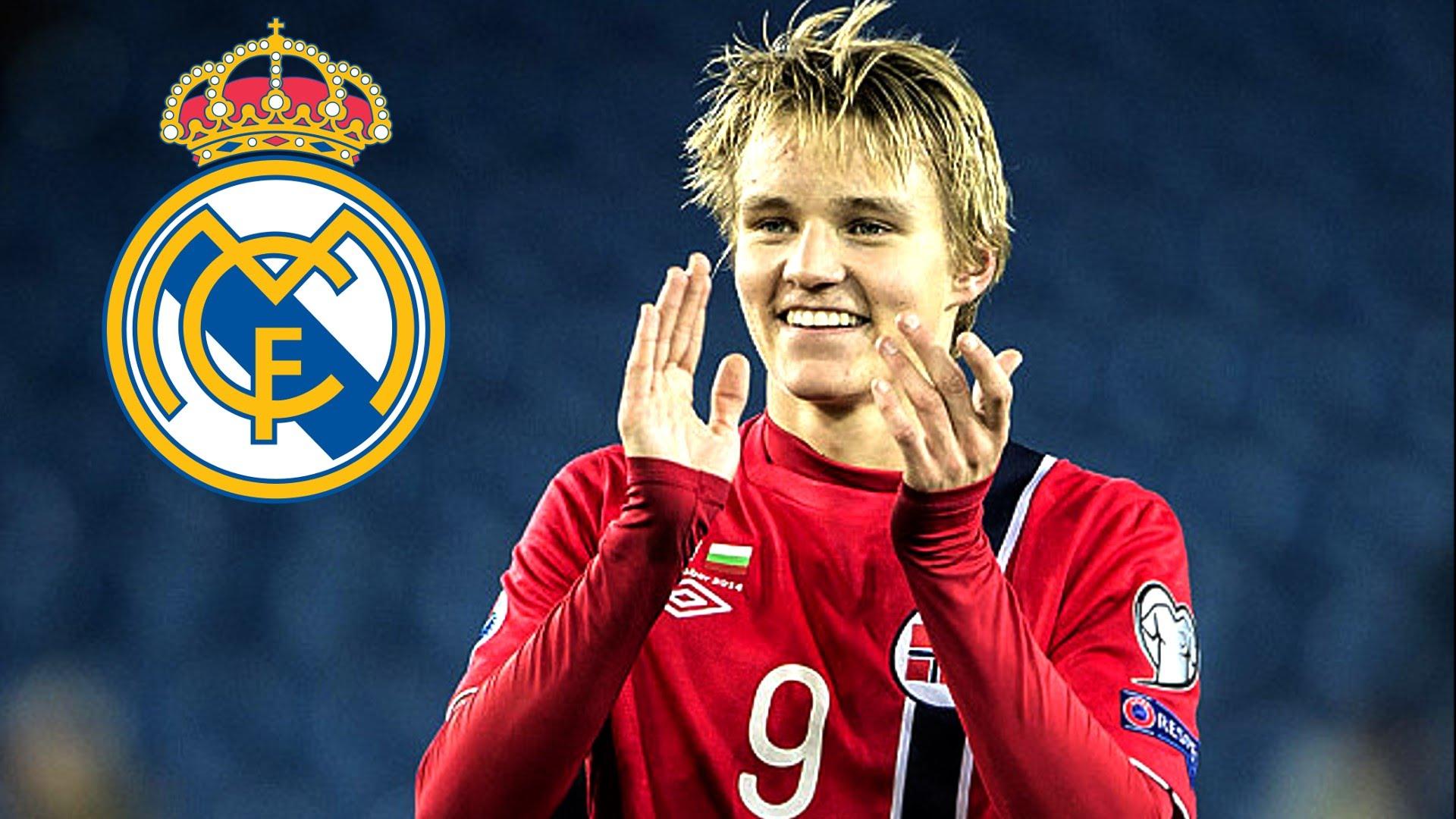 Real : déjà un record pour Ødegaard ?