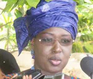 Reçue en audience par le président mauritanien, Maïmouna Ndoye Seck s'explique