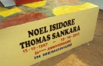 Affaire Sankara: Le gvt burkinabè autorise l'exhumation et l'expertise des restes de l'ancien président