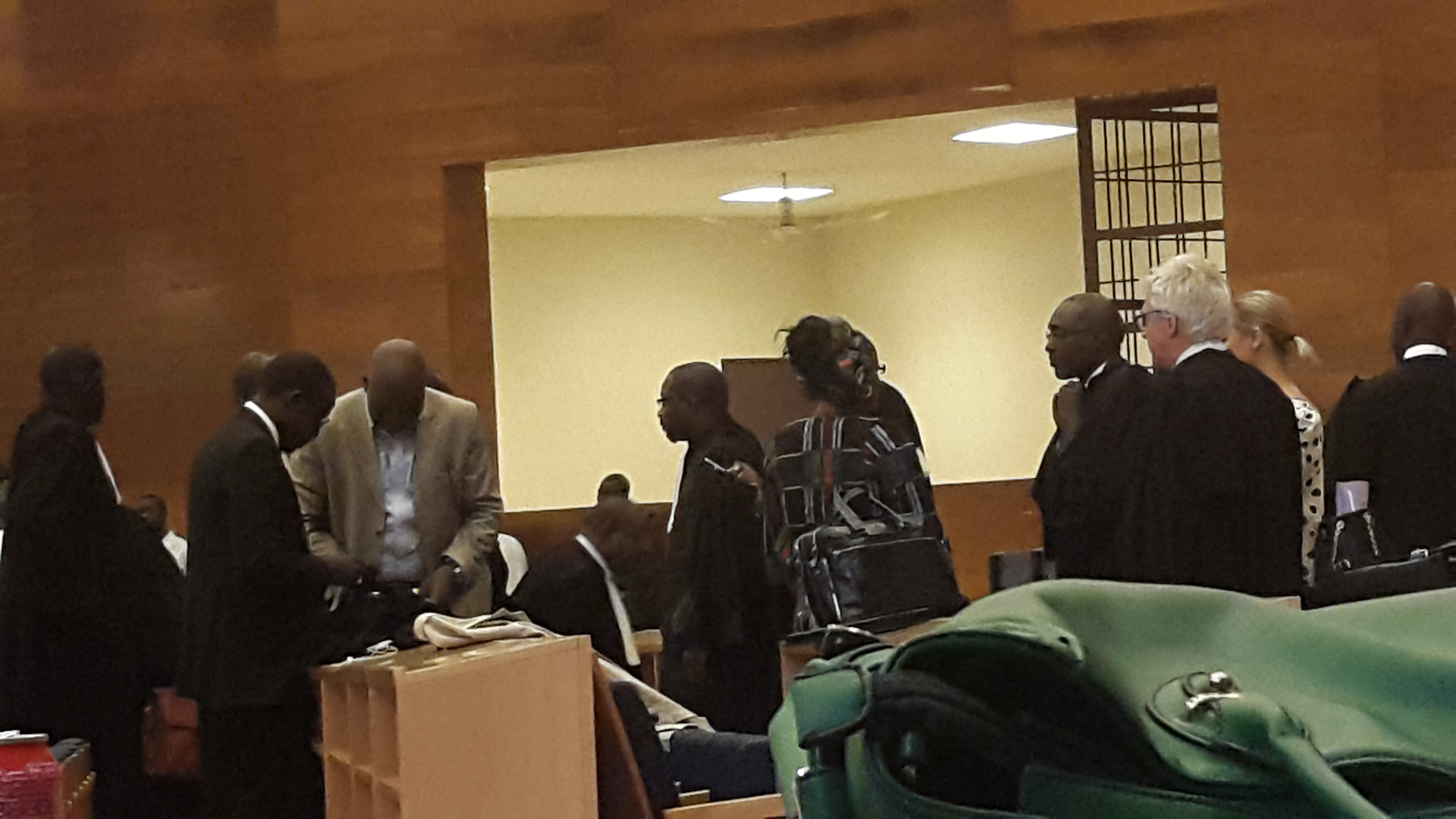 Scandale des enregistrements des délibérés de la CREI: l'ordinateur d'Abdou Adolphe Dia parle