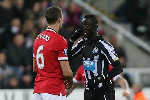 Accrochage avec Evans (Manchester United), les excuses de Papis Demba Cissé