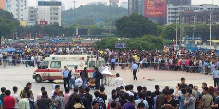 Une attaque au couteau fait 9 blessés en Chine