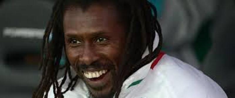 Aliou Cissé reçu par le ministre des Sports, Matar BA