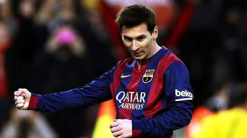 Le classement des tops buteurs européens, Messi rattrape Ronaldo