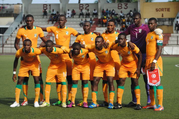 CHAN U20: le Congo et la Côte d'Ivoire se quittent dos à dos