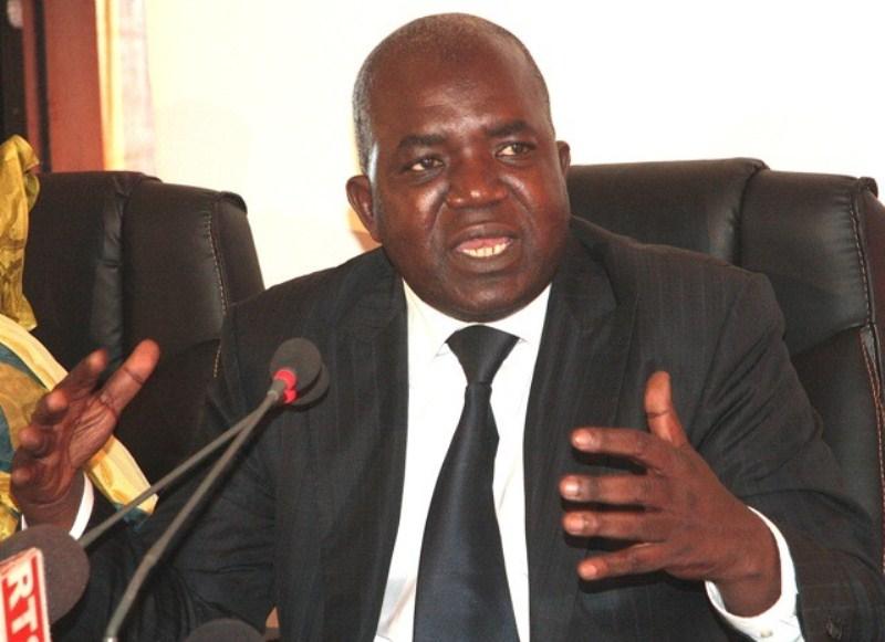 Candidat du PDS: Oumar Sarr vote Karim