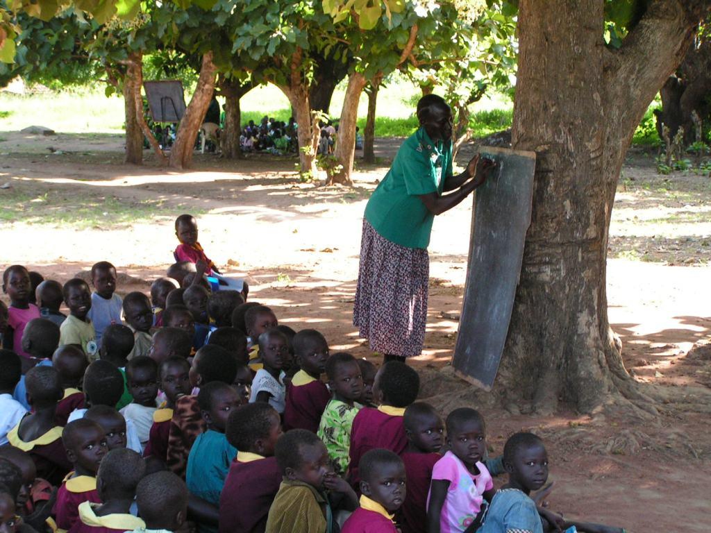 Une école au Soudan (photo archive)