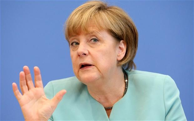 Célébration de la victoire de l'URSS sur les nazi: Angela Merkel décline l'invitation de Vladimir Poutine