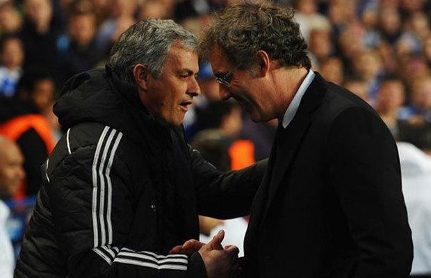 Chelsea-PSG : les louanges de Mourinho à Blanc