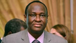 Tiébilé Dramé, un des ténors de l'opposition malienne, dont le parti est signataire de la déclaration des partis de l'opposition malienne