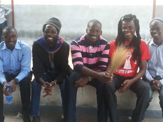 Urgent - Fadel Barro, Fou Malade et autres dirigeants du balai citoyen et Lucha arrêtés en RDC