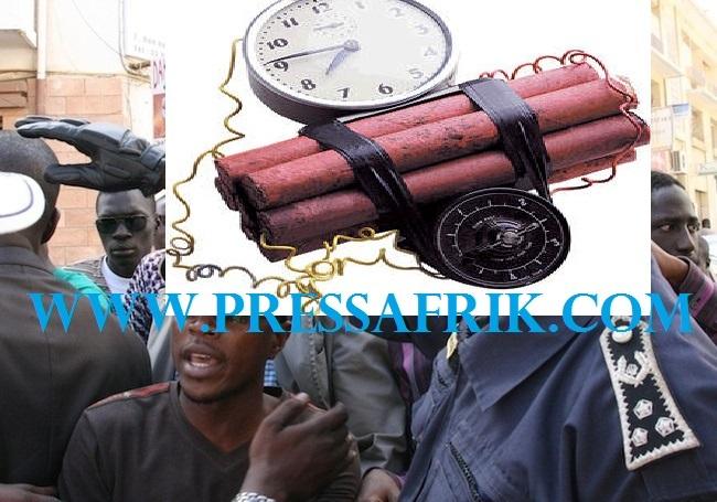 Fausse alerte à la bombe aux Almadies: Jean Jacques Badiane libre