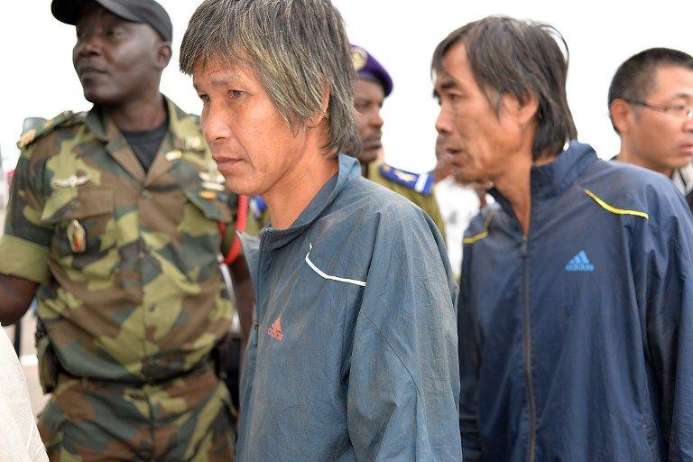 La Chine s'engage contre le terrorisme en Afrique