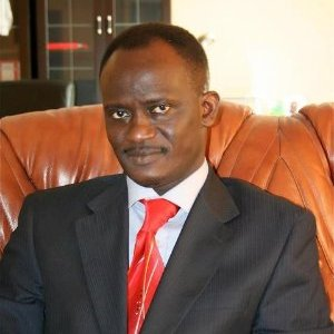 Dr. Cheikh DIENG, maire de la commune de Djeddah Thiaroye Kao, ancien DG APROSEN