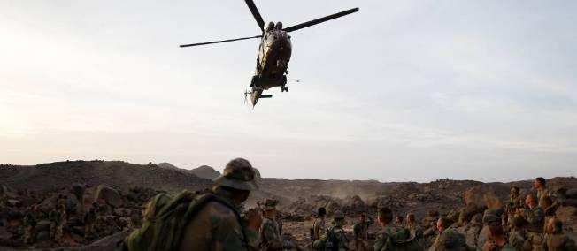 Mali: un hélicoptère de la MINUSMA s'écrase, 2 morts