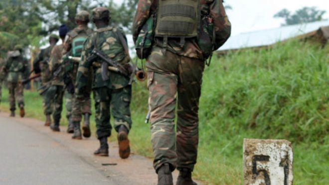 Combats entre l'armée et une milice en RDC