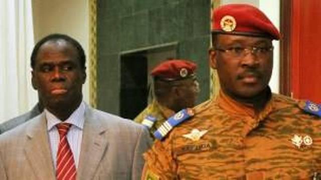 La justice était décriée sous le régime du président Blaise Compaoré.