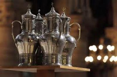 La Messe Chrismale sera célébrée le mardi Saint 31 mars