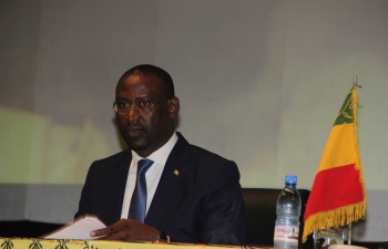 """Pourparlers inter-maliens: La rébellion a une attitude de """"défiance à l'égard"""" de l'Onu (ministre)"""