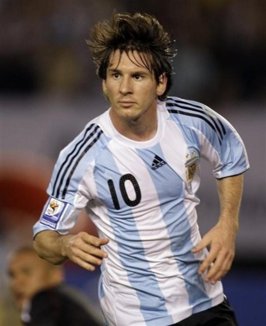 Lionel Messi Out depuis longtemps
