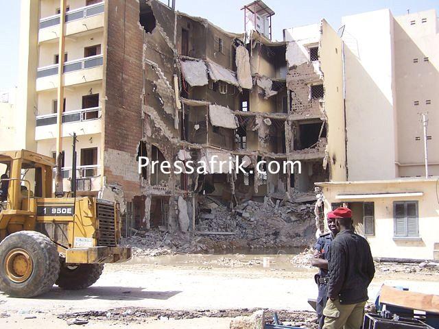 Effondrement d'immeubles : une bombe qui continue d'exploser