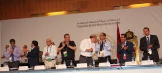 """Le Maroc se retire de la CAF et tente d'associer le """"football arabe"""""""