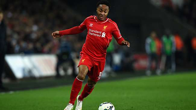 Raheem Sterling restera chez les Reds