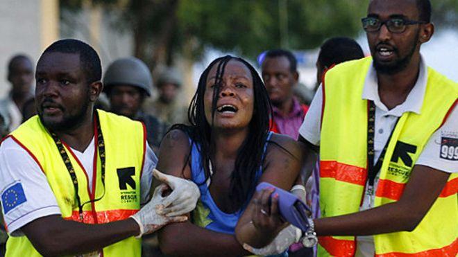 Garissa : le bilan s'élève à 147 morts