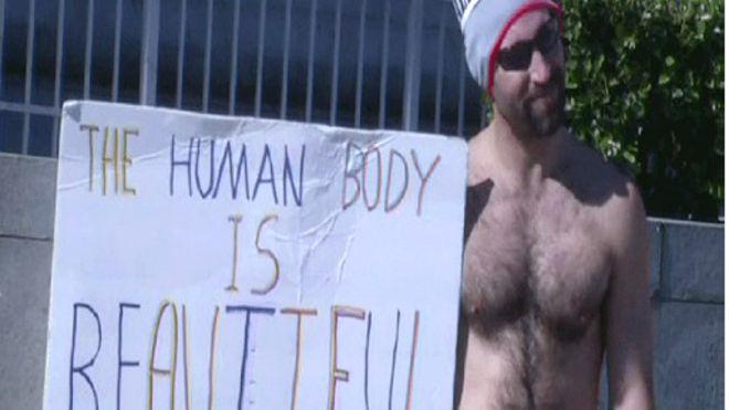 Afrique du Sud: première plage nudiste