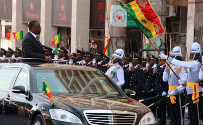 «2016 marquera le défilé que jamais notre pays aura organisé », président Sall