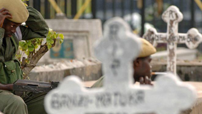 Polémique autour de cadavres en RDC
