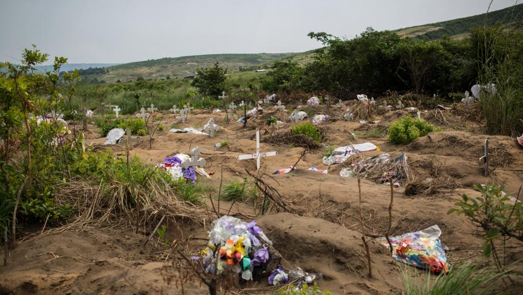 RDC: la fosse commune de Maluku réveille le débat sur la répression