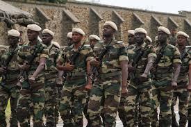 La MINUSCA renforcée par deux (2) contingents de policiers du Sénégal