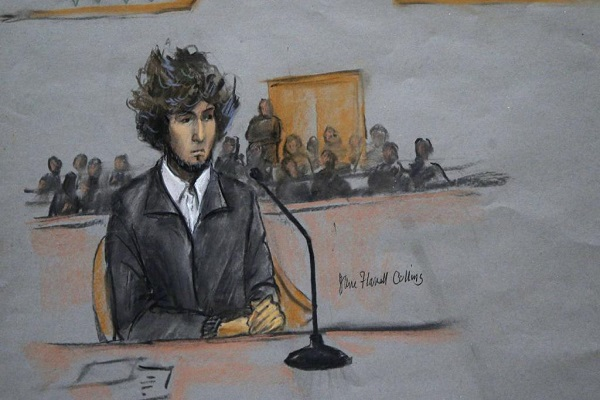 Etats-Unis: Djokhar Tsarnaev reconnu coupable des attentats de Boston