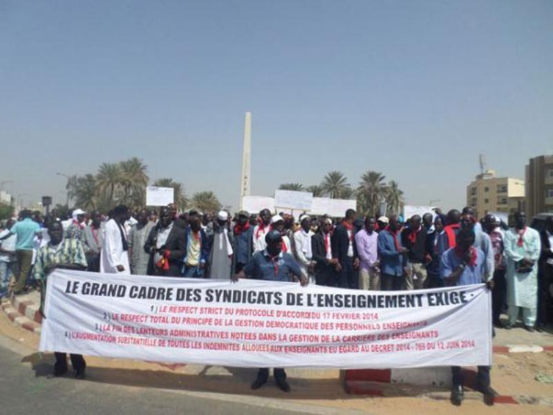 Le Grand cadre déjoue le «piège» du gouvernement: « Pourquoi, nous avons boudé la rencontre », Mamadou Lamine Dianté