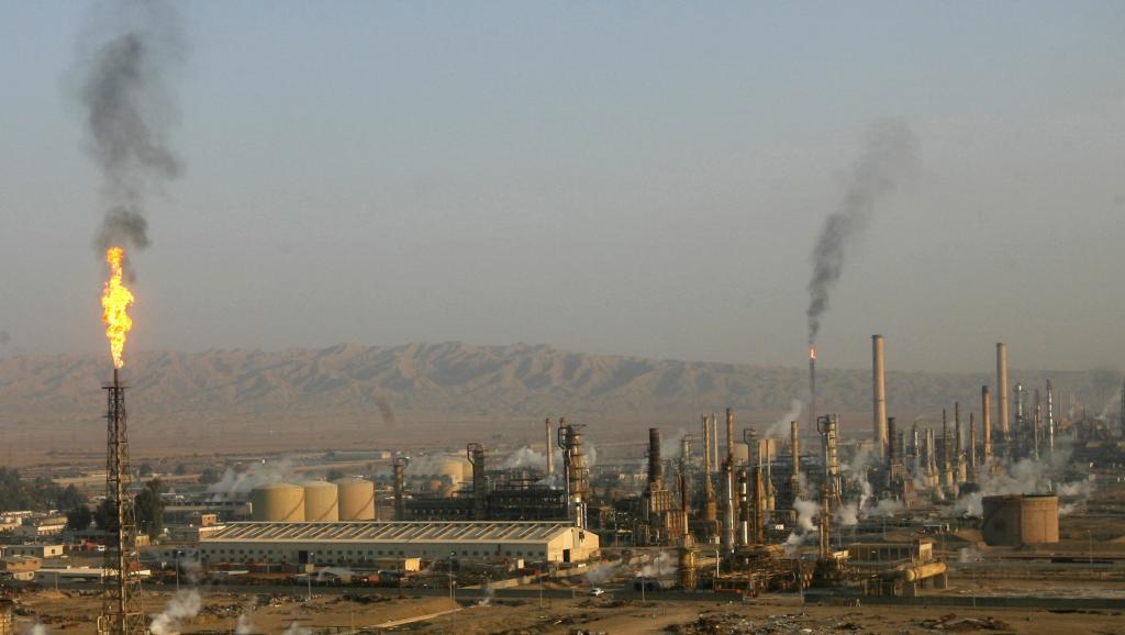 Irak: attaque suicide contre la raffinerie de Baïji