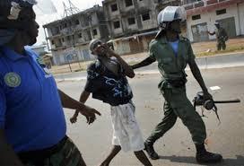 Guinée: la police tire sur des manifestants, des blessés enregistrés