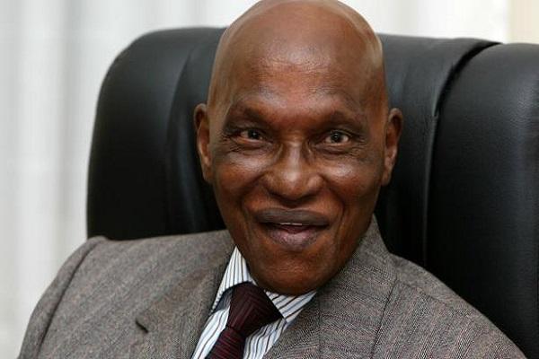 Abdoulaye Wade : «J'ai décidé de lancer un appel à tous les Sénégalais».