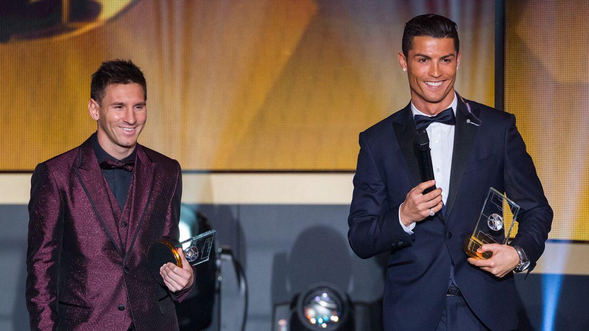 UEFA : Messi et Ronaldo dans la même équipe ?