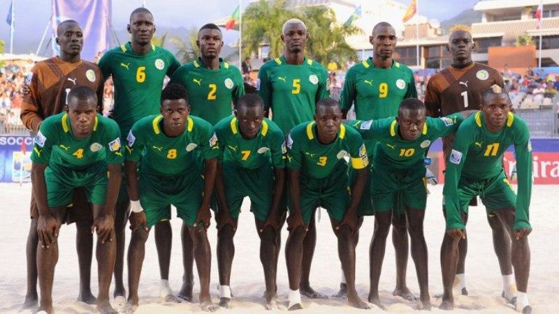 """CAN Beach Soccer Seychelles 2015: entrée en matière réussie pour les """"Lions"""""""