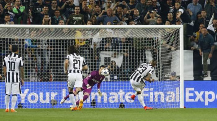 Ligue des champions 1/4: Contre Juventus, Monaco s'incline à l'aller